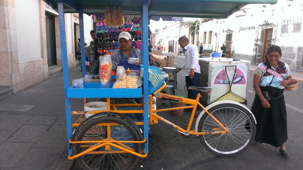 Oaxaca City cargo bike 1